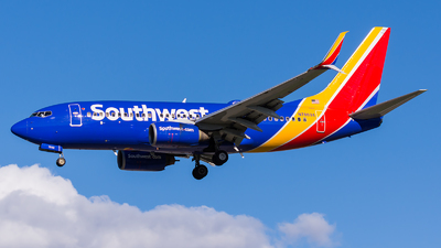 N7869A - Boeing 737-79P - Southwest Airlines