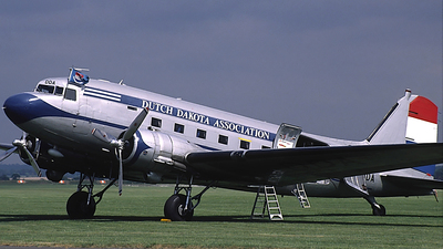 PH-DDA - Douglas DC-3 - Dutch Dakota Association (DDA)