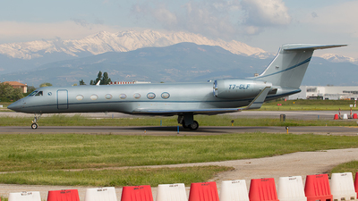 T7-GLF - Gulfstream G-V(SP) - Private