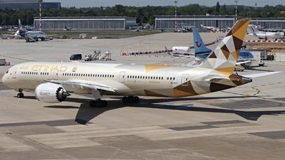 A6-BLU - Boeing 787-9 Dreamliner - Etihad Airways