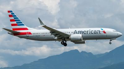 N327SK - Boeing 737-8 MAX - American Airlines
