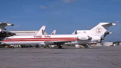 N854AA - Boeing 727-223(Adv)(F) - Ting Tai Air
