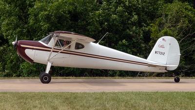 N77312 - Cessna 120 - Private