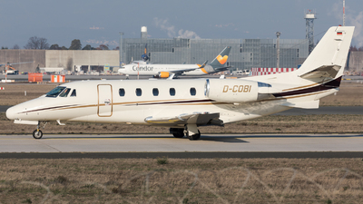 D-COBI - Cessna 560XL Citation XLS - HTM Jet Service