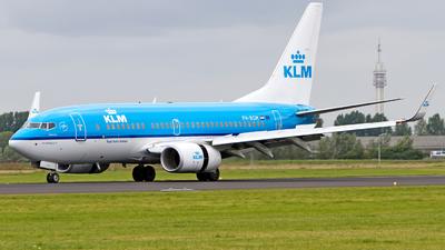 PH-BGM - Boeing 737-7K2 - KLM Royal Dutch Airlines