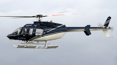 C-FFCH - Bell 407 - Blackcomb Helicopters