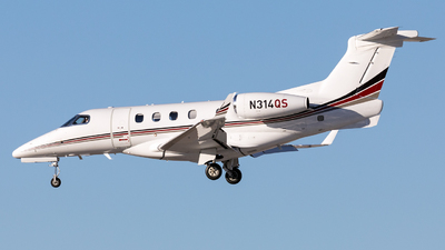 N314QS - Embraer 505 Phenom 300 - NetJets Aviation