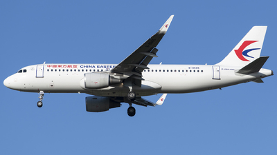 B-8565 - Airbus A320-214 - China Eastern Airlines