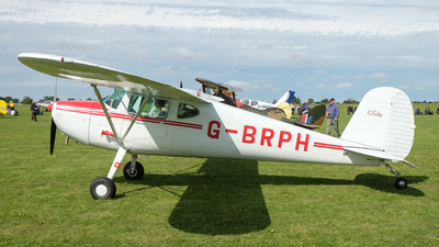G-BRPH - Cessna 120 - Private