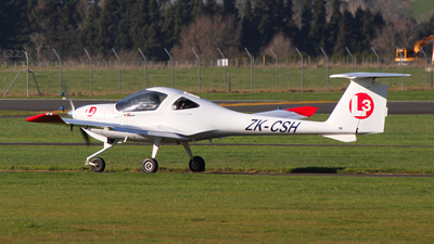 ZK-CSH - Diamond DA-20-C1 Eclipse - L3 Airline Academy
