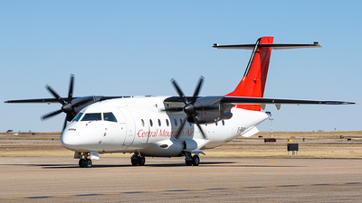 A picture of CFHVX - Dornier 328110 - Central Mountain Air - © CYYCspotter