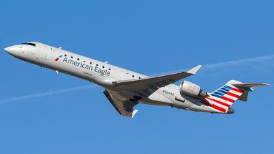 N504AE - Bombardier CRJ-701 - American Eagle (Envoy Air)
