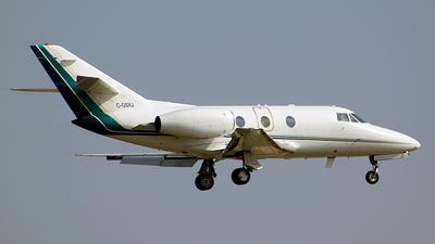C-GSXJ - Dassault Falcon 10 - Air Nunavut
