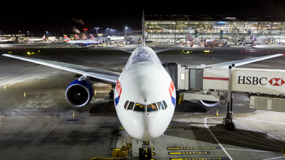 G-VIIH - Boeing 777-236(ER) - British Airways