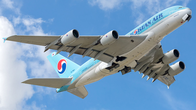 HL7621 - Airbus A380-861 - Korean Air