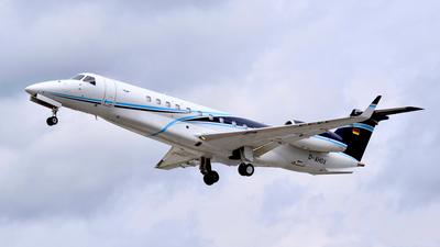 D-AHOX - Embraer ERJ-135BJ Legacy - Air Hamburg