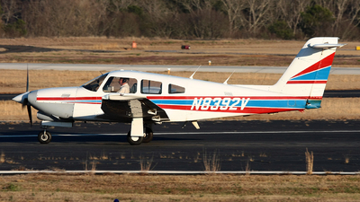 N8392V - Piper PA-28RT-201T Turbo Arrow IV - Private