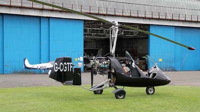 G-CGTF - Rotorsport UK MT-03 - Private