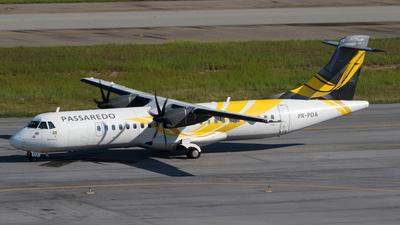 PR-PDA - ATR 72-212A(600) - Passaredo Transportes Aéreos