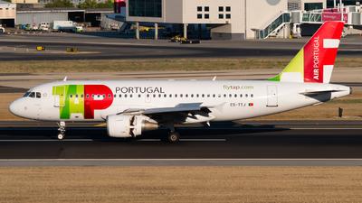 CS-TTJ - Airbus A319-111 - TAP Air Portugal