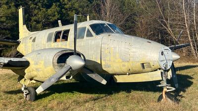 N499L - Beechcraft 65 Queen Air - Private