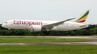A picture of ETATK - Boeing 7878 Dreamliner - Ethiopian Airlines - © Luqman Alif
