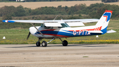 G-PTTA - Reims-Cessna F152 - PTT Aviation