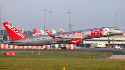 A picture of GLSAB - Boeing 75727B - Jet2 - © BrierleyAviation