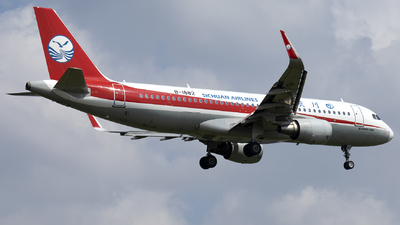 A picture of B1882 - Airbus A320214 - Sichuan Airlines - © XPHNGB