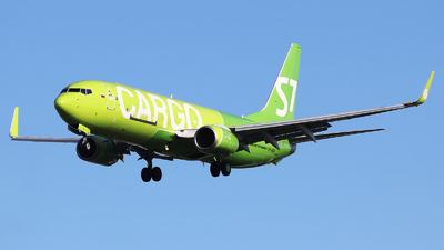 VP-BEN - Boeing 737-8AS(BCF) - S7 Airlines Cargo