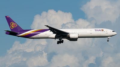 HS-TKB - Boeing 777-3D7 - Thai Airways International