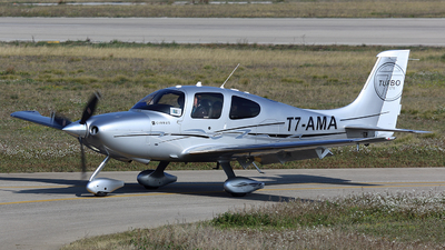T7-AMA - Cirrus SR22-GTS Turbo - Private