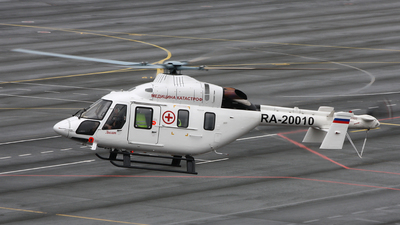 RA-20010 - Kazan Ansat - Russia - Ministry for Emergency Situations (MChS)