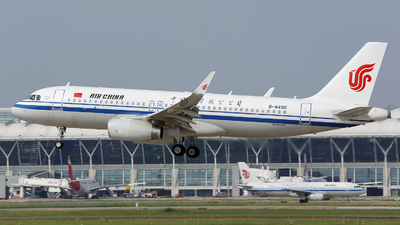 B-8490 - Airbus A320-214 - Air China