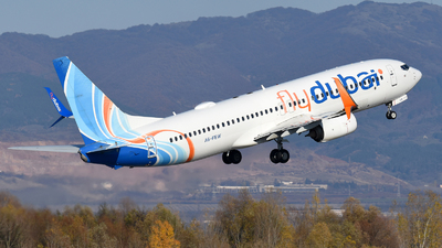 A6-FEW - Boeing 737-8KN - flydubai