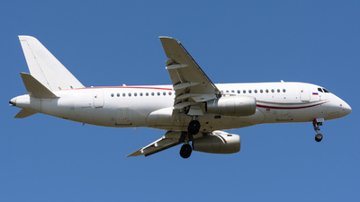97026 - Sukhoi Superjet 100-95B - Untitled