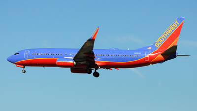 N8315C - Boeing 737-8H4 - Southwest Airlines