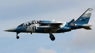 A picture of CGJTA - Dornier Alpha Jet - [057] - © Scott Pindera