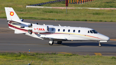 I-TAKA - Cessna 560XL Citation XLS -