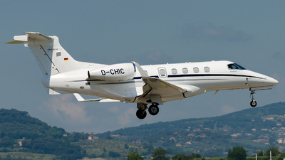 D-CHIC - Embraer 505 Phenom 300 - Air Hamburg