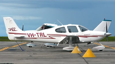 A picture of VHTRL - Cirrus SR22 - [0780] - © George Canciani