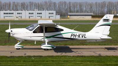 PH-KVL - Tecnam P2010 -  Kavel 10 Aerial Survey