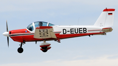 D-EUEB - Bolkow Bo.209C Monsun 160RV - Private