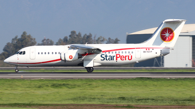 OB-1923-P - British Aerospace BAe 146-300 - Star Perú