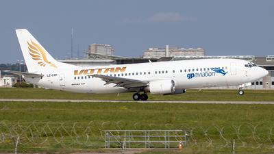 LZ-CRI - Boeing 737-446 - GP Aviation