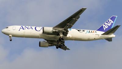 JA8356 - Boeing 767-381(ER)(BCF)  - ANA Cargo