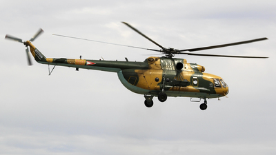 701 - Mil Mi-17 Hip - Hungary - Air Force