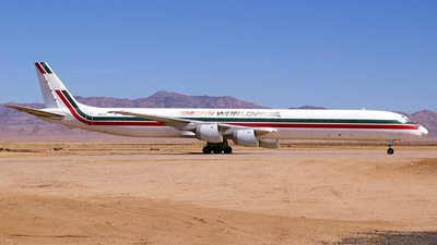 N870TV - Douglas DC-8-73(F) - Emery Worldwide