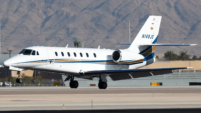 N149JS - Cessna 680 Citation Sovereign - Private