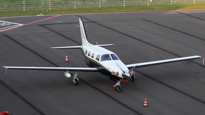 N369ST - Piper PA-46-350P Malibu Mirage/Jetprop DLX - Private